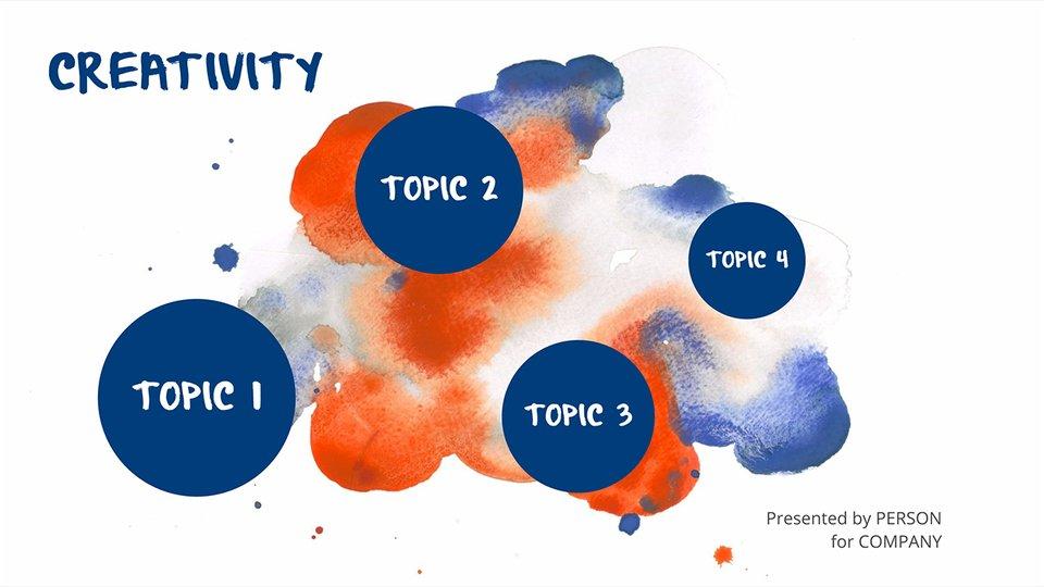 Free edu presentation templates education and nonprofits prezi creativity paint maxwellsz