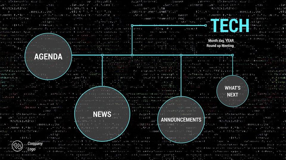 tech presentation templates create a tech presentation prezi
